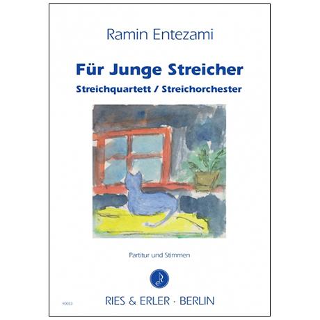 Entezami, R.: Für junge Streicher
