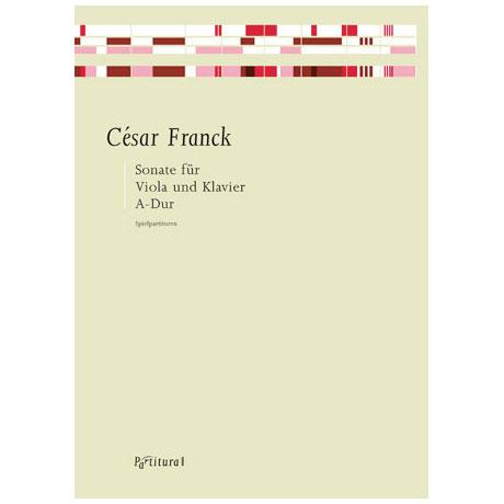 Franck, C.: Violasonate A-Dur