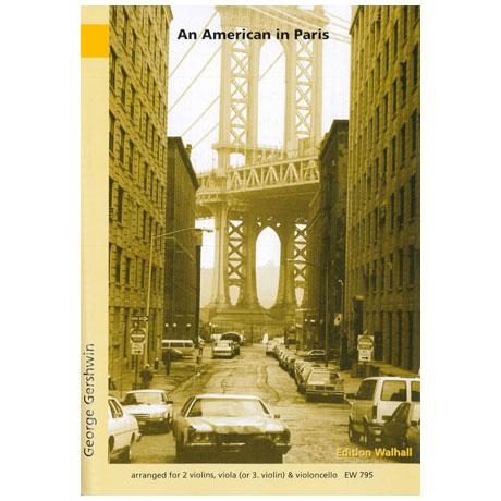 Gerschwin, G.: An American in Paris