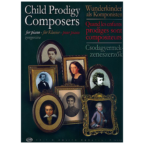 Child Prodigy Composers Band 1