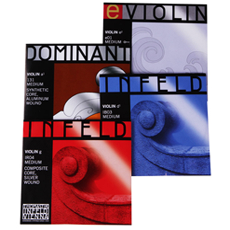 THOMASTIK »Wiener Melange« violin strings SET