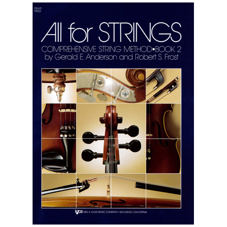 All for Strings Book 2