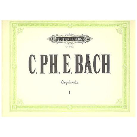 Bach, C. Ph. E.: 6 Sonaten Wq 70/1-6 (Fedtke)