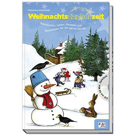 Grabowski, K.: Weihnachtszauberzeit (+CD)