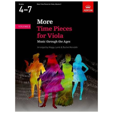 More Time Pieces for Viola – Music Through the Ages Band 2