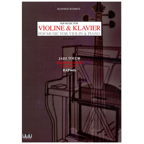 Pop Music für Violine & Klavier