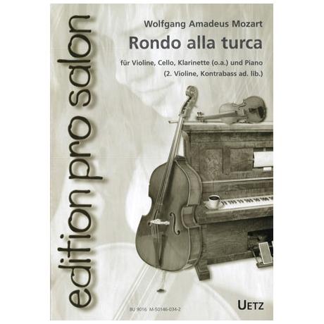 Mozart, W. A.: Rondo alla Turca – Türkischer Marsch