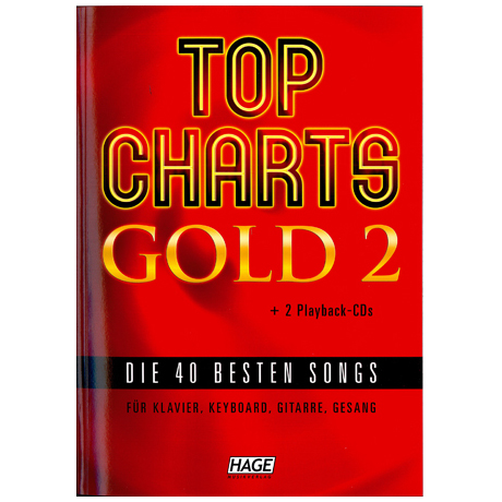 Top Charts Gold 2 (+2CDs)