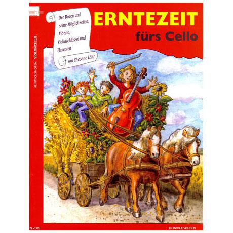 Löhr, Chr.: Erntezeit fürs Cello