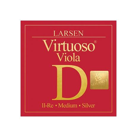 LARSEN Virtuoso Soloist viola string D