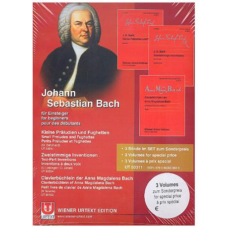 Bach, J.S.: Johann Sebastian Bach