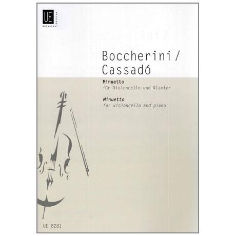 Boccherini, L.: Minuetto