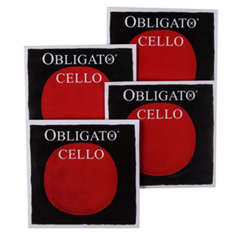 PIRASTRO Obligato cello strings SET