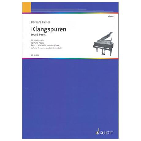 Heller, B.: Klangspuren (2012) Band 1