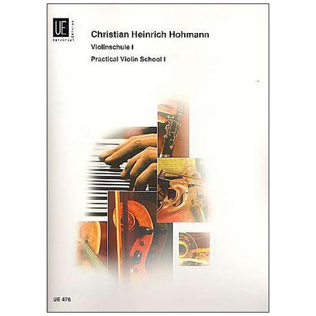 Hohmann, C. H.: Violinschule Band 1