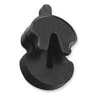 Mute Tourte-violin shaped