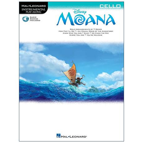 Moana (+OnlineAudio)
