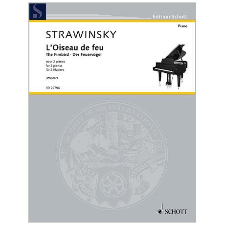 Strawinsky, I.: Der Feuervogel (1919)