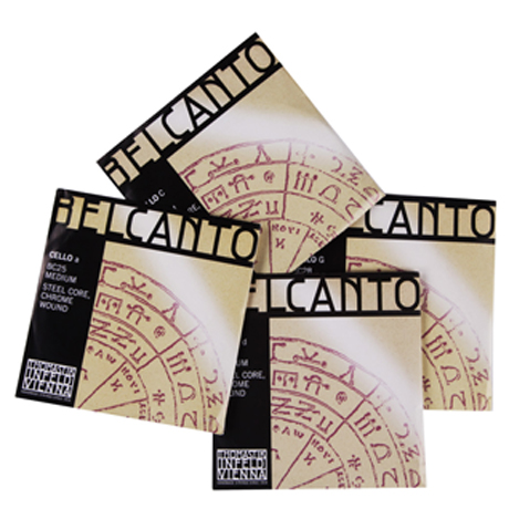 THOMASTIK Belcanto cello strings SET