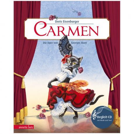 Eisenburger, D.: Carmen (+CD)