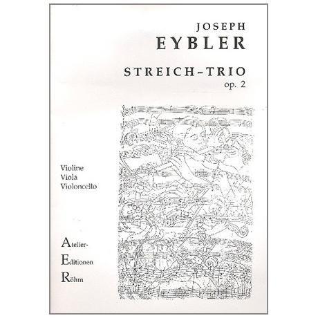 Eybler, J.: Streichtrio op. 2
