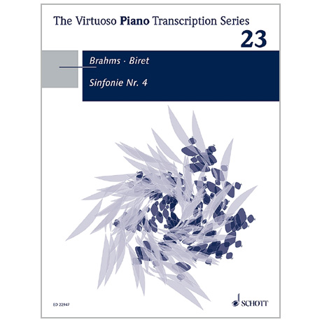 Brahms, J.: Sinfonie Nr. 4 Op. 98 (Biret)