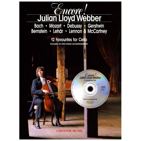 Encore! Julian Llloyd Webber (+CD)