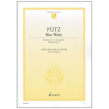 Pütz, E.: Blue Waltz