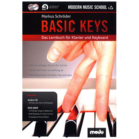 Basic Keys (+ CD u. DVD)