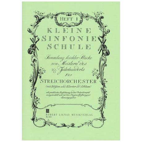 Kleine Sinfonieschule Band 1