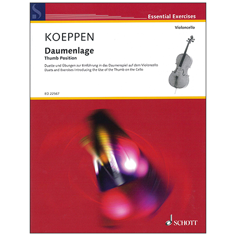 Koeppen, G.: Thumb Position – Duets and Exercises