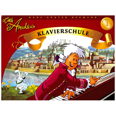 Little Amadeus - Klavierschule Band 1