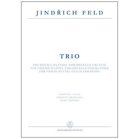 Feld, J.: Klaviertrio (1972)