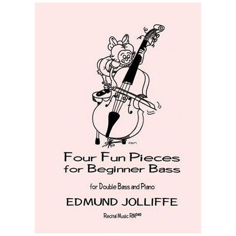 JoJolliffee, E.: Four Fun Pieces