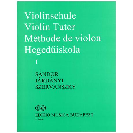 Sándor, F.: Violinschule Band 1