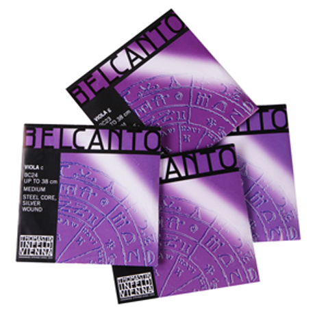 THOMASTIK Belcanto viola strings SET