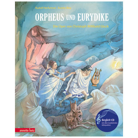 Gluck, W.: Orpheus und Eurydike (+ Audio-CD)