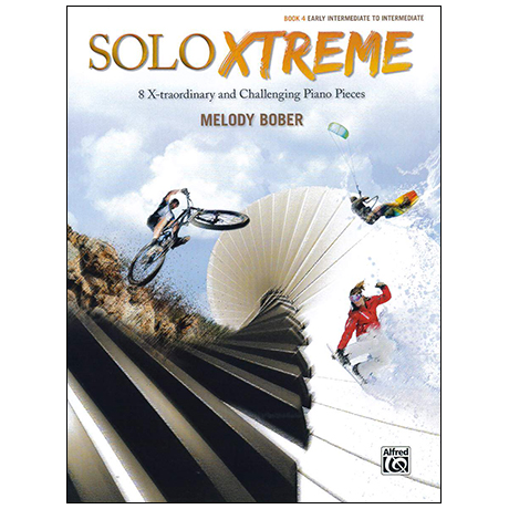 Bober, M.: Solo Xtreme Book 4