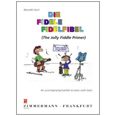 Bach, B.: The Jolly Fiddle Primer