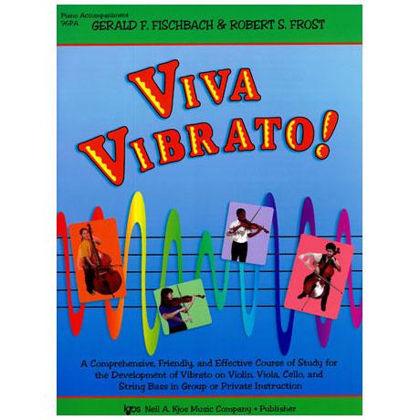 Viva Vibrato! – Klavierbegleitung