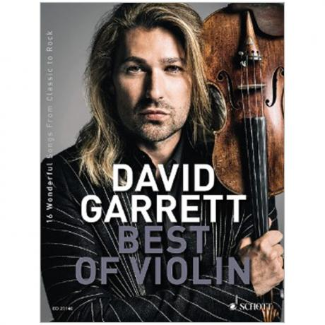 Garrett, D.: Best Of Violin