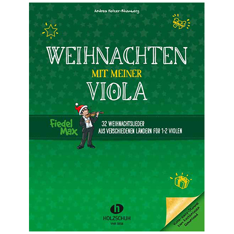 Holzer-Rhomberg, A.: Weihnachten mit meiner Viola