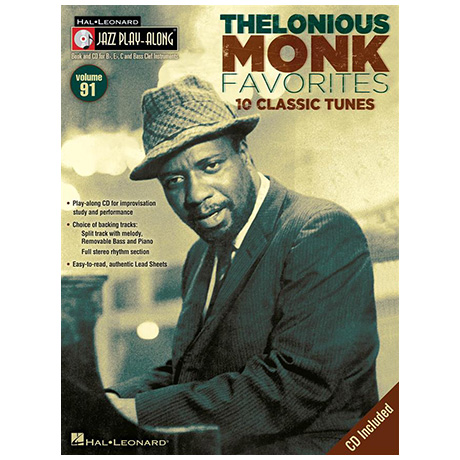 Thelonious Monk Favorites (+CD)