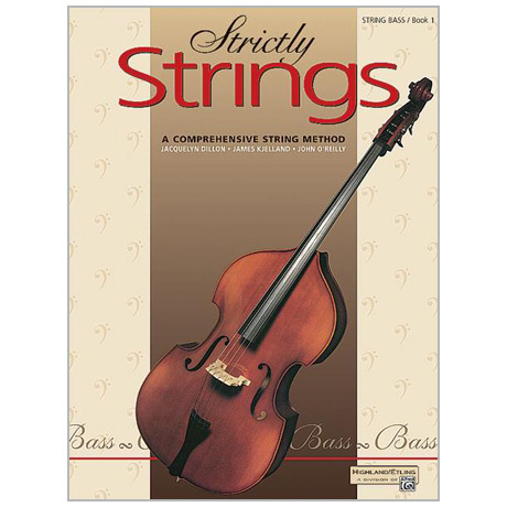 Strictly Strings for Bass Vol. 1