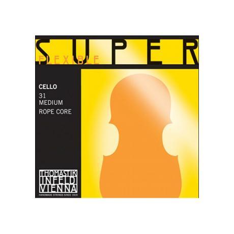 THOMASTIK Superflexible cello string C