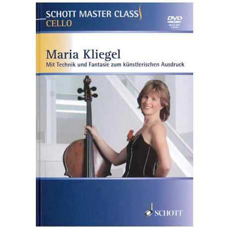 Schott Master Class Cello (+ DVD)