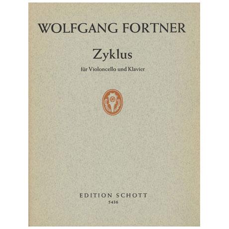 Fortner, W.: Zyklus