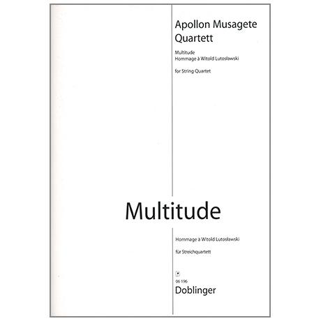 Apollon Musagete Quartett: Multitude