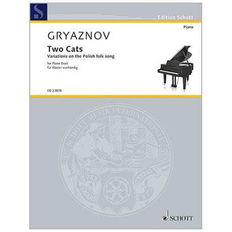 Gryaznov, V.: Two Cats C-Dur (2013)