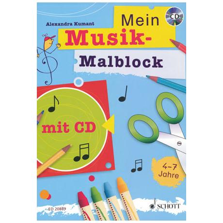 Ziegler/Kumant: My music sketch book (+CD)